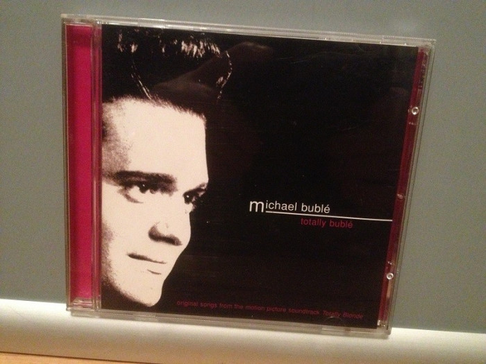 MICHAEL BUBLE - TOTALLY BUBLE (2001/DRG/GERMANY) - CD /ORIGINAL/