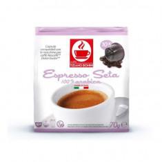 Capsule caffe seta TIZIANO BONINI, compatibile DOLCE GUSTO, 10 buc.
