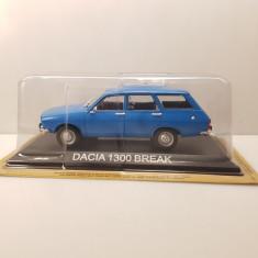 Macheta Dacia 1300 Break DeAgostini Masini de Legenda 1/43 - Macheta auto