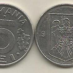 ROMANIA   5  LEI  1995    [2]   VF  ,   livrare  in cartonas