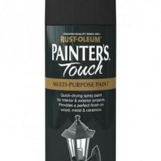 Vopsea Spray Painter's Touch Matt Black 400ml