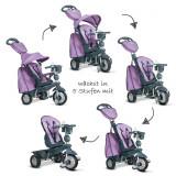 Tricicleta Smart Trike Explorer Mov - Tricicleta copii