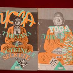 Yoga tibetană și doctrinele secrete (vol. I și II) - Carte ezoterism
