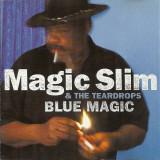 MAGIC SLIM & THE TEARDROPS - BLUE MAGIC, 2002
