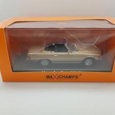 Macheta Mercedes Benz 350SL Minichamps 1/43 - Macheta auto Schuco