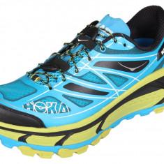 Mafate Speed Men's Running Shoes albastru-galben UK 10, 5 - Incaltaminte atletism