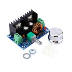 Modul sursa reglabila 1V-36V 8A cu protectie temperatura, scurtcircuit ! - Antena