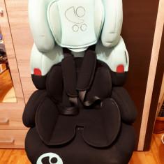Scaun auto pentru copil 9-36 kg - Scaun auto copii, 1-2-3 (9-36 kg), In sensul directiei de mers, Isofix