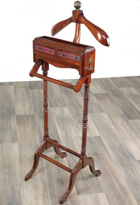 VALET DIN LEMN MAHON  MEZ19301-red
