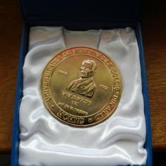 Medalie Vasile Goldis, Universitatea de Vest, mare aurita. - Medalii Romania