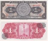 MEXIC 1 pesos 1969 UNC!!!
