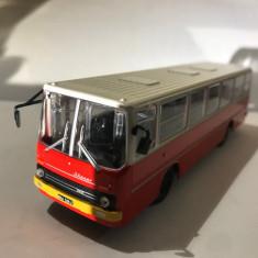 Macheta autobuz IKARUS 260 - Polonia scara 1:72