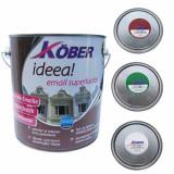 Vopsea email Kober 2.5L (Verde, Alba)