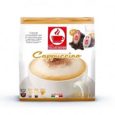 Capsule caffe cappuccino TIZIANO BONINI, compatibile DOLCE GUSTO, 10 buc.