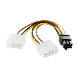 Cablu alimentare placa video cu 6 pini