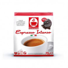 Capsule caffe intenso TIZIANO BONINI, compatibile DOLCE GUSTO, 10 buc.