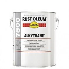 7500 Alkythane Black Vopsea pt Metal 1Litru