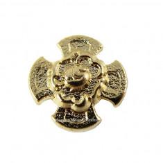Pin mason - Cruce rotunda