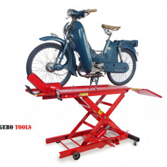 Elevator hidraulic pentru motociclete, 400kg cod: gbh01309 - Elevator motociclete