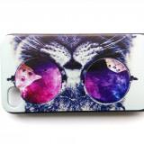 Husa protectie iPhone 4 4s, carcasa spate telefon, model desen