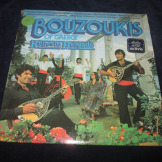 Roberto Delgado - The Bouzoukis Of Greece _ dublu vinyl, 2 x LP_Polydor (Franta) - Muzica Pop Polydor, VINIL