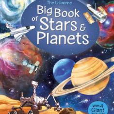 Big Book of Stars Planets - Carte Usborne (4+)