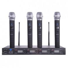 STATIE 4 MICROFOANE MANA UHF PLL400 - Mixere DJ
