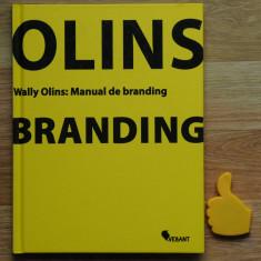 Manual de branding Wally Olins - Carte de publicitate