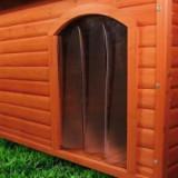 Uşă de plastic pentru cuşcă câine - 32x45cm