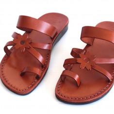 Sandale Dama Flower Maro