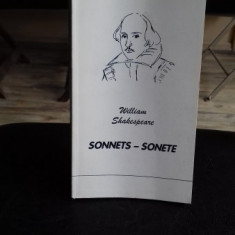 SONNETS - SONETE - WILLIAM SHAKESPEARE