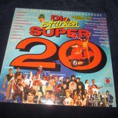 Various - Die Starken Super 20 _ vinyl,LP _ Ariola (Germania), VINIL