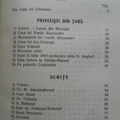 EM. GARLEANU - PRIVELISTI DIN TARA, 1915 +ST.O.IOSIF- TALMACIRI + C.NEGRUZZI