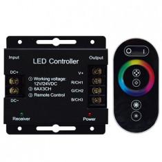CONTROLLER BANDA LED RGB CU TOUCH