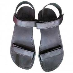 Sandale Gladiator Comod Black 2016 - Sandale dama