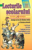 LECTURILE SCOLARULUI CLASA A III-A ( ANTOLOGIE DE TEXTE LITERARE )