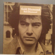 NEIL DIAMOND - GOLD DIAMOND (1972/DECCA/ENGLAND) - Vinil/Vinyl/Impecabil (NM), decca classics