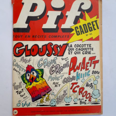 REVISTA PIF NR 111 - Reviste benzi desenate