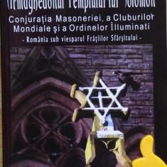 Armaghedonul templului lui Solomon - Carte masonerie