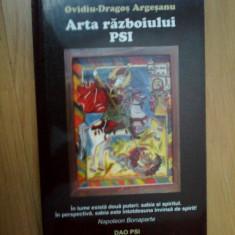 N5 Arta Razboiului Psi - Ovidiu Dragos Argesanu - Carte paranormal