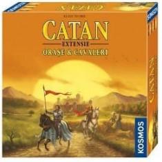 Catan - Extensie: Orase si cavaleri - Joc board game