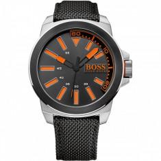 Ceas Hugo Boss orange model 1513116 - Ceas barbatesc Hugo Boss, Casual, Quartz, Inox, Analog, 30 m / 3 ATM