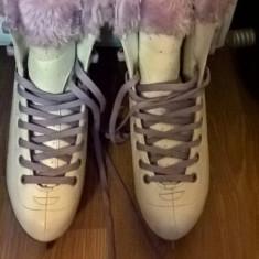 Patine Oxelo patinaj artistic/profesional mas 37
