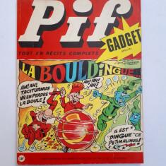 REVISTA PIF NUMAR SPECIAL = AN 1972 - Reviste benzi desenate