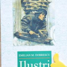 Ilustri francmasoni Emilian M Dobrescu - Carte masonerie