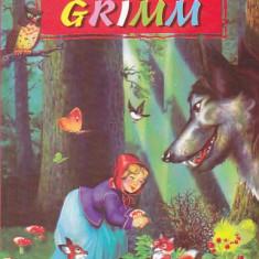 FRATII GRIMM - POVESTI - Carte de povesti