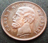 Moneda istorica 2 Bani - ROMANIA, anul 1900  *cod 146  EXCELENTA!!!