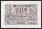 1 Leu 1915 V guvernator UNC -