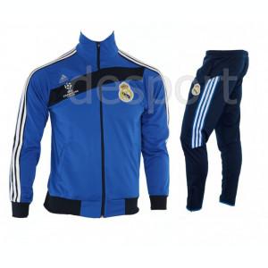 Trening REAL MADRID - Bluza si pantaloni conici - Modele noi - Pret Special 1218