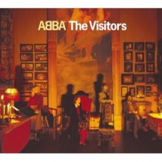 Abba Visitors 180g LP (vinyl)